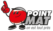 POINT MAT Logo
